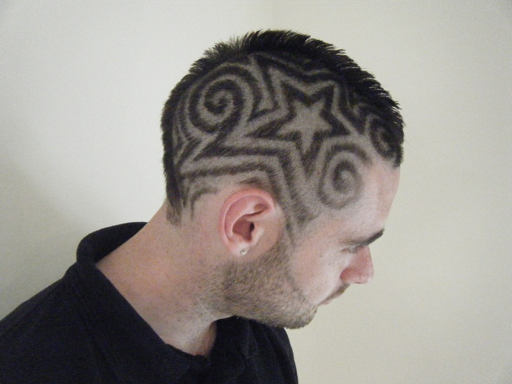 Creative Mens Hair Designs - Bing Images