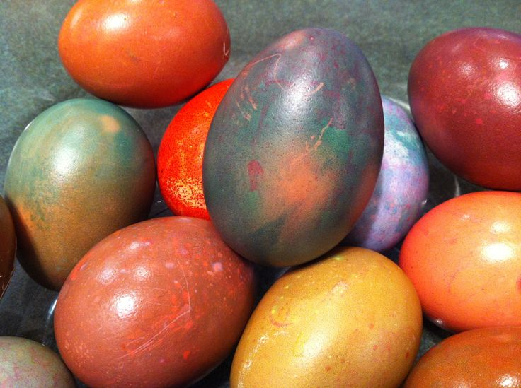 Easter Egg Close Up