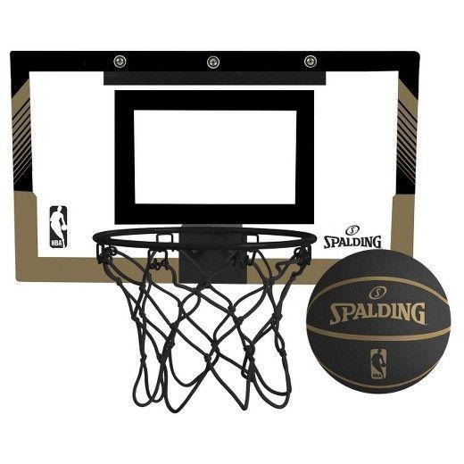 Door-mounted Basketball Hoops Spalding : Target