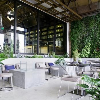 Photos: Arts District Gets Sleek New Tea Room With Cocktails: LAist