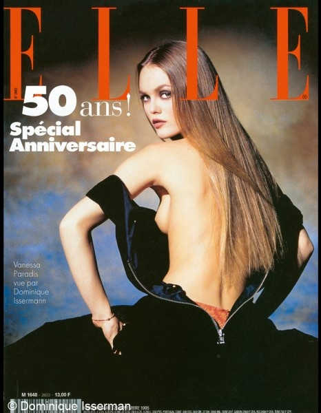 Vanessa Paradis par Dominique Issermann