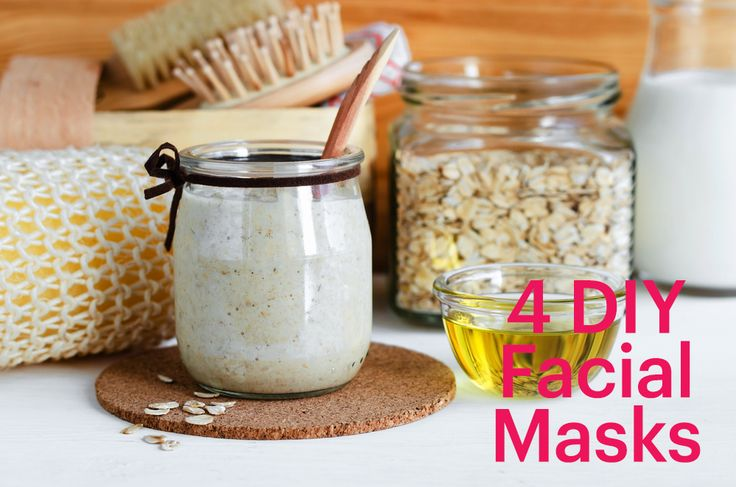 Get ready! My four DIY facial masks are inexpensive salon-quality anti-aging, anti-inflammatory and soothing. You will find one to suit your exact skin type, and to help you with any skin problems you might have. Using all natural, organic ingredients that you probably already have at home. Masks are one skin care product that you don't need to buy!