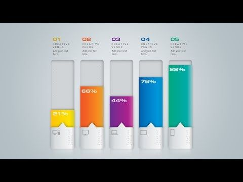 Super Beautiful Infographic Design in Microsoft Office PowerPoint (PPT) - YouTube