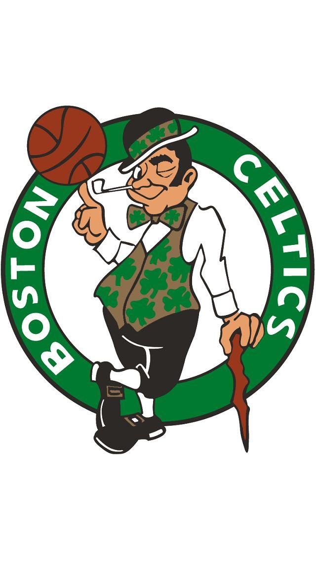 1000 Ideas About Boston Celtics Logo On Pinterest