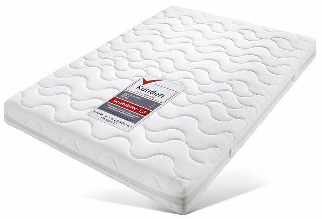 Komfortschaummatratze Top Star Ks Beco 24 Cm Hoch Raumgewicht 28 Von Kunden Empfohlen Und Sehr Gut Bewertet Online Kaufen Matratze Hausstaubmilben Und Schaum