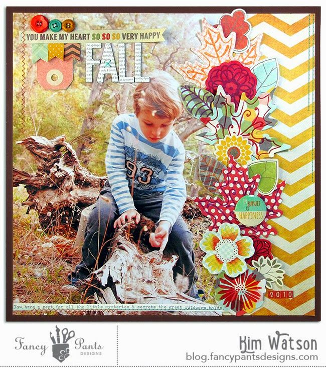 305 best Fall & Thanksgiving Scrapbook Pages.. images on ...
