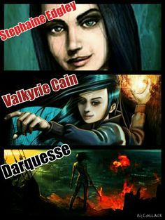 skulduggery pleasant darquesse - Google Search