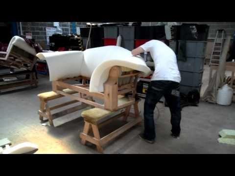 Apprentice Upholsterer - YouTube
