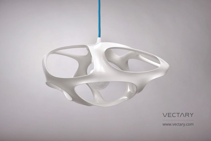 Weekend dyi project: 3D printed lamp Vivia #interior #lamp #3Dprinting #interiordesign #pendant #ikeahack #homedecor