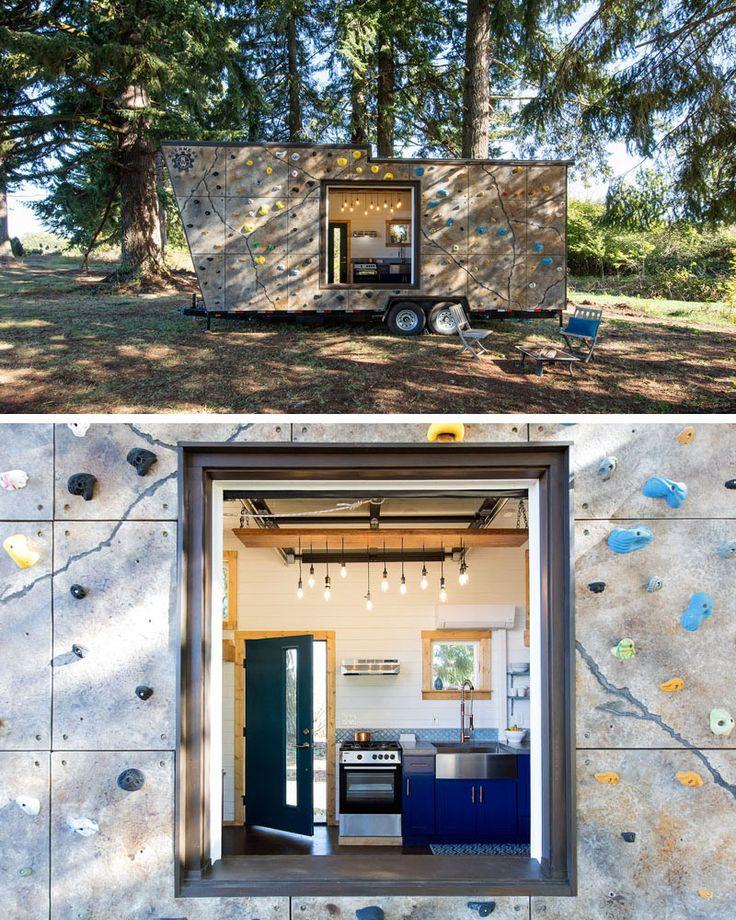 17 meilleures id es propos de mur d 39 escalade maison sur pinterest mur d 39 escalade et chambres. Black Bedroom Furniture Sets. Home Design Ideas