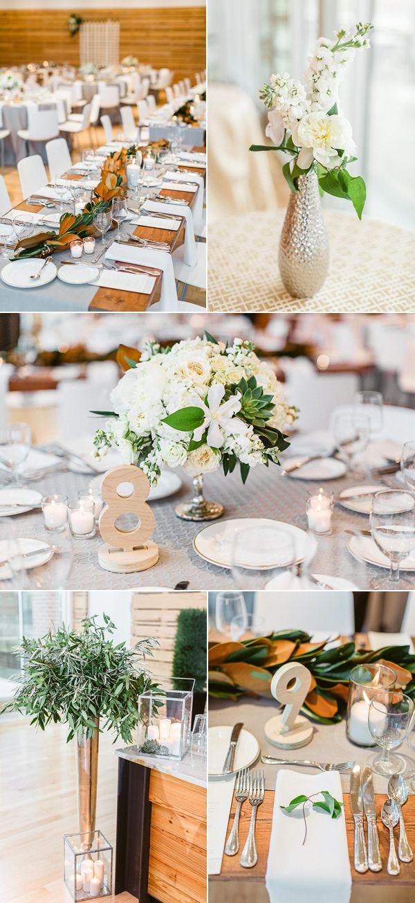 table grise/bois