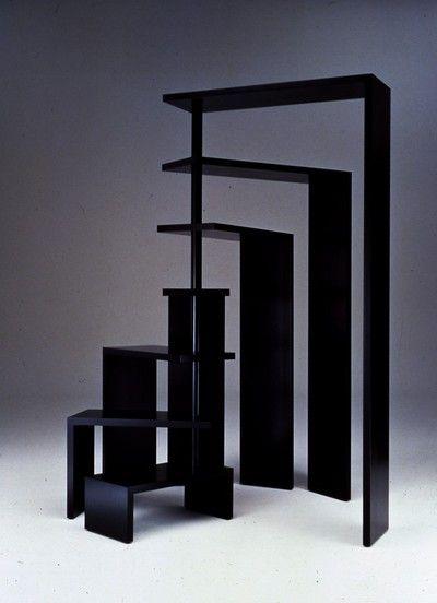 Joy shelving unit - Achille Castiglioni, 1990 - Zanotta