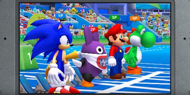 Nuevas imágenes de Mario & Sonic en los Juegos Olímpicos http://j.mp/1H4zqyO |  #3DS, #JuegosOlímpicos, #MarioSonic, #Nintendo, #Rio2016, #Sega, #Videojuegos, #WiiU