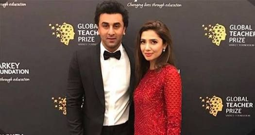 Mahira speaks on pics with Ranbir this year has been a bitter-sweet symphony for me