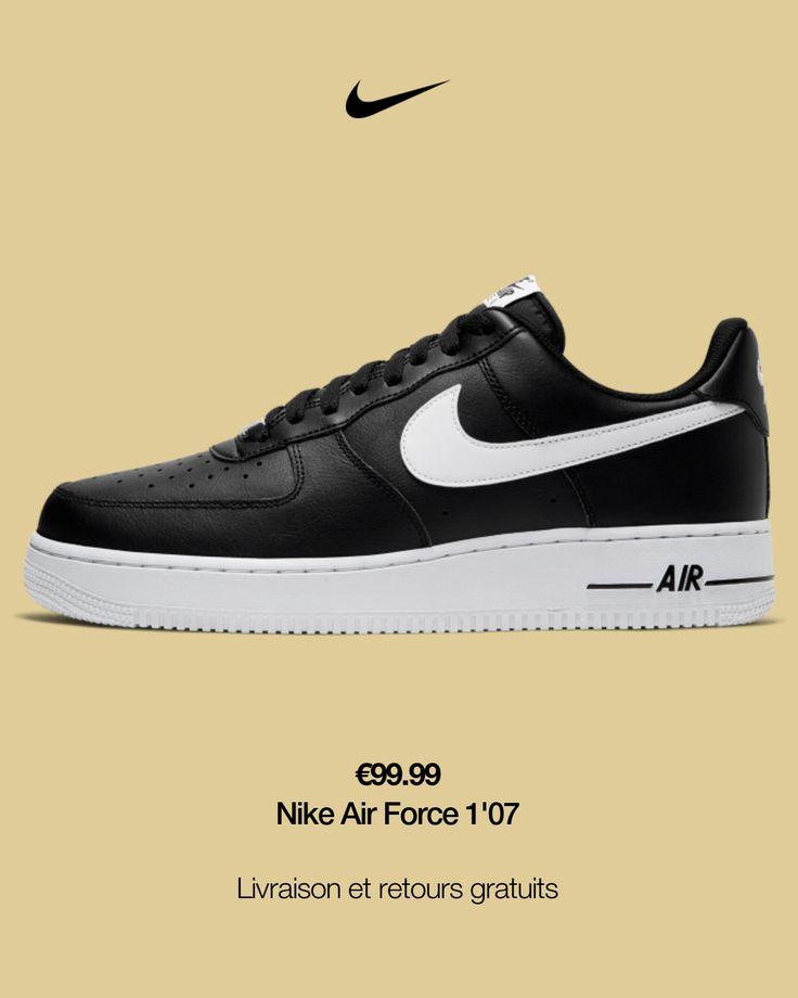 Chaussure Nike Air Force 1 '07 pour Homme. Nike FR | Nike air ...
