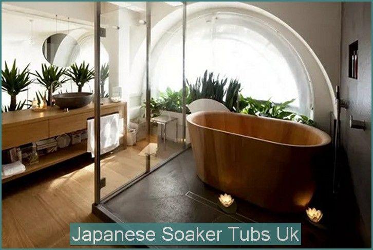 Lovely Modern Japanese Soaking Tubs For Small Bathrooms Dekorasi Kamar Mandi Kamar Mandi Kamar Mandi Utama