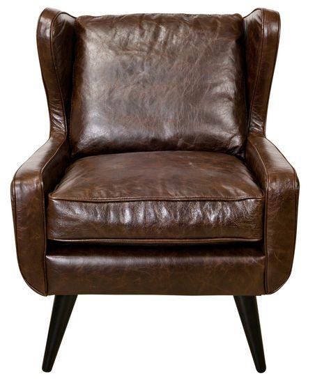 Bradley Leather Chair
