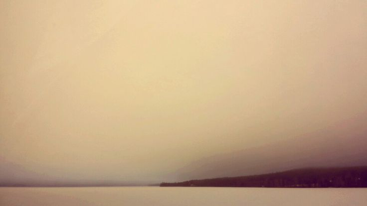 A cloudy day in Västerbotten, Sweden.