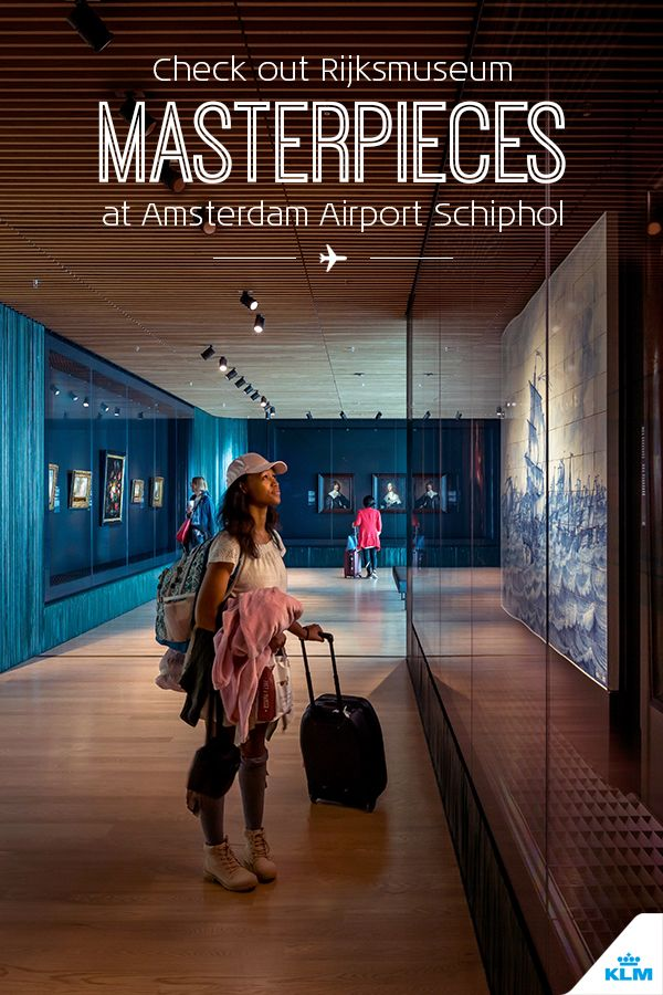 The world famous Rijksmuseum reopened its branch at