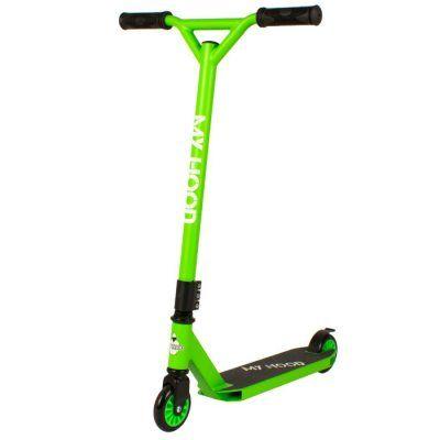 Sparkcykel My Hood Trick 6.0 Grön