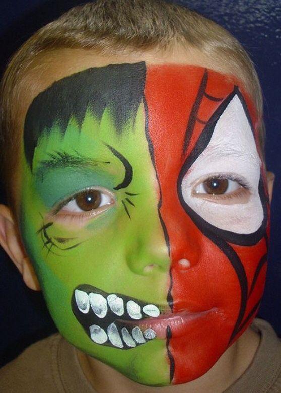 Spiderman/Hulk