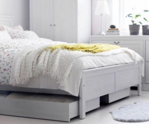 44 Akıllı Yatak Odası Depolama Çözümleri