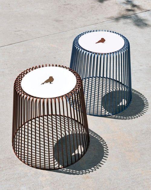 Outdoor Furniture : Tweet by Ji-in Kim Design