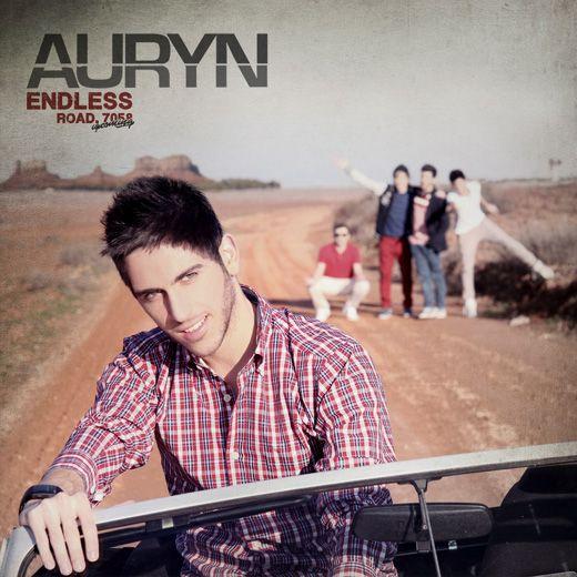 Auryn: Endless road, 7058 (Edicion Alvaro Gango) - 2011.