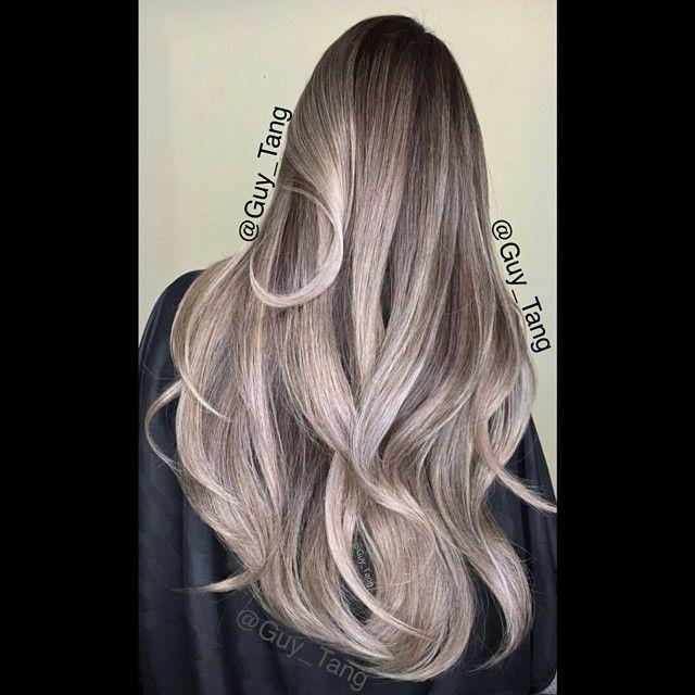 Les cheveux terne le traitement