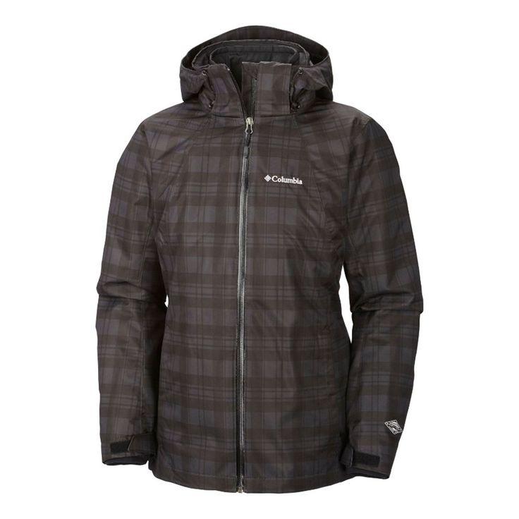 Amazon.com: Whirlibird Interchange Jacket,Womens,Hyper Purple Plaid,M: Sports & Outdoors