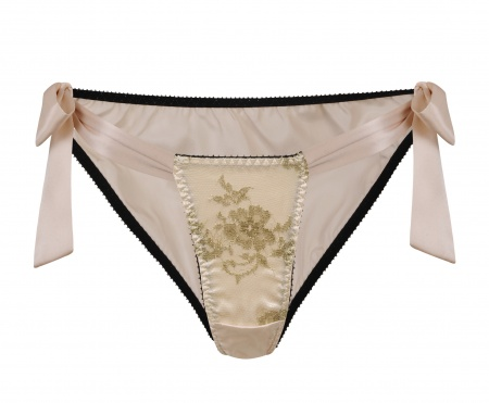 Harlow tie-side knickers - Pink & Purple Gilda & Pearl Outlet Latest Free Shipping Cheap Quality Huge Surprise Cheap Online Shop For Cheap Online awR5OZ426
