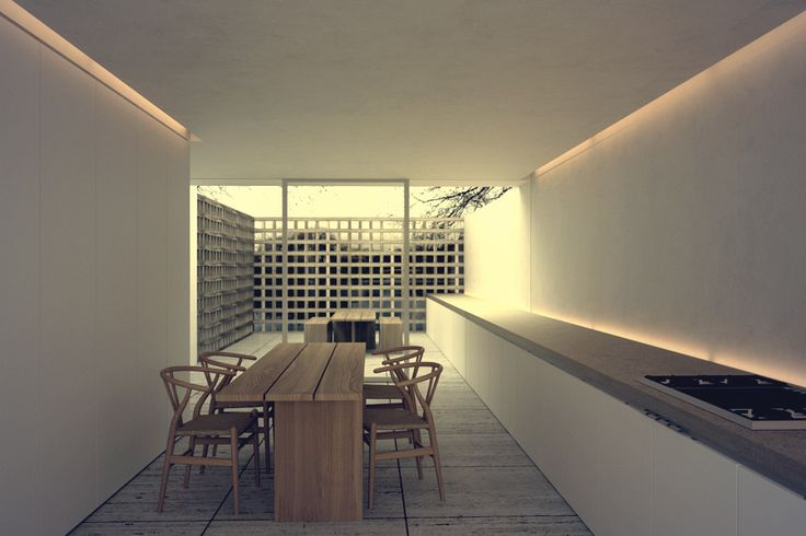 Concept of a interior inspired by John Pawson.  Toys: 3DS Max, Maxwell Render, Photoshop.