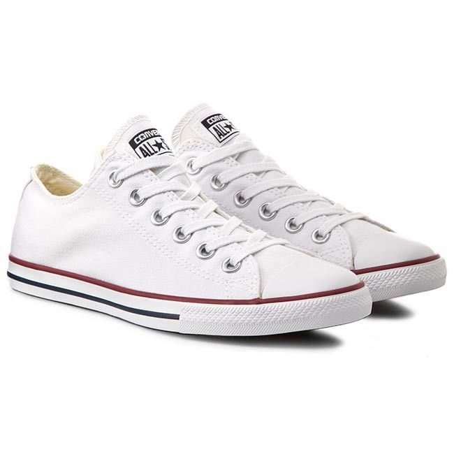 Trampki CONVERSE - Ct Lean Ox 142270F White