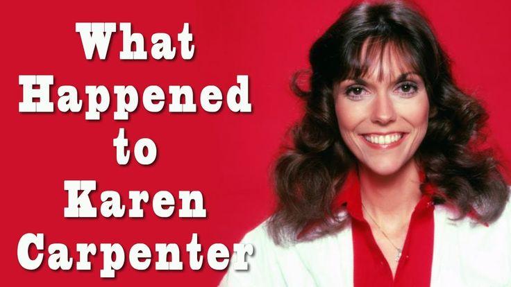 What happened to KAREN CARPENTER? - YouTube