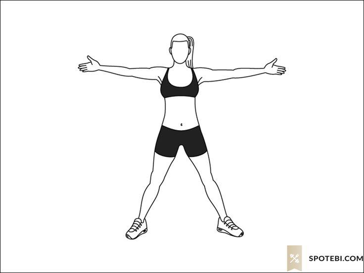 23 beste afbeeldingen van fitness oefeningen