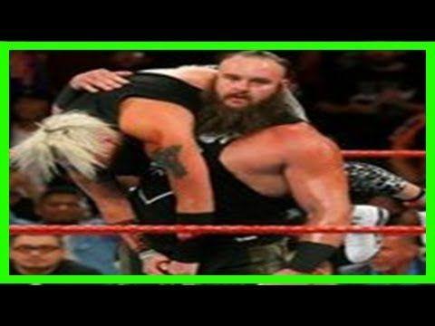 WWE RAW 9/18/2017: Wwe raw: braun strowman's message to brock lesnar