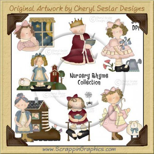 Church Nursery Pictures Google Search: Clip Art Nursery Rhyme Characters