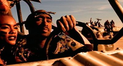 tupac shakur california love