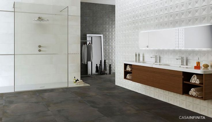 #Cerámica #Tendencia #Baño #Bain #Deco #Tiles #Ideas #Inspiración #Interiorismo