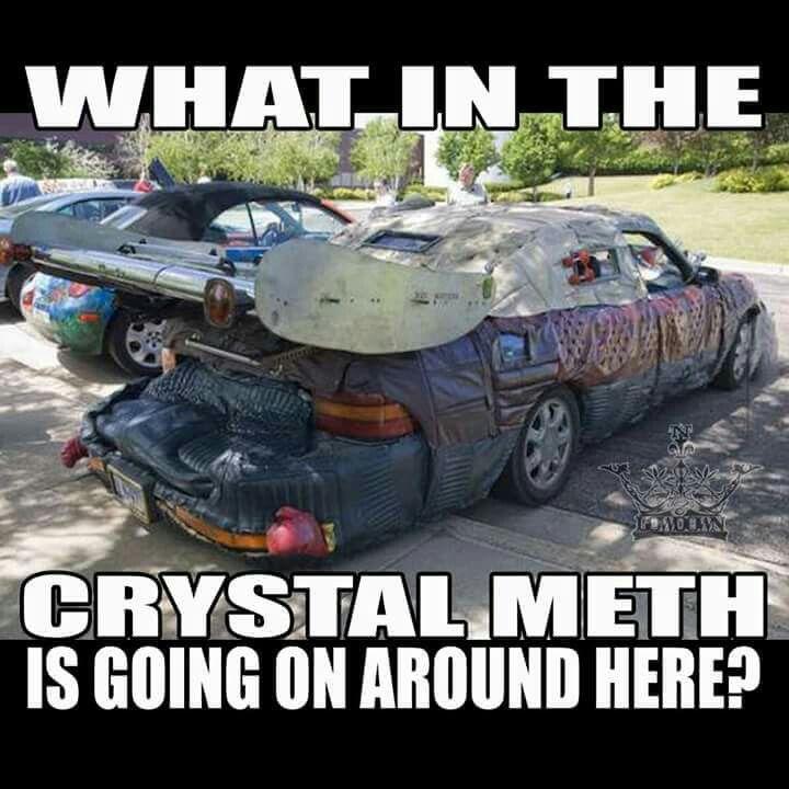 Crystal Meth meme                                                                                                                                                                                 More