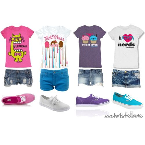 polyvore swag outfits ... Swag Outfits For Girls For School