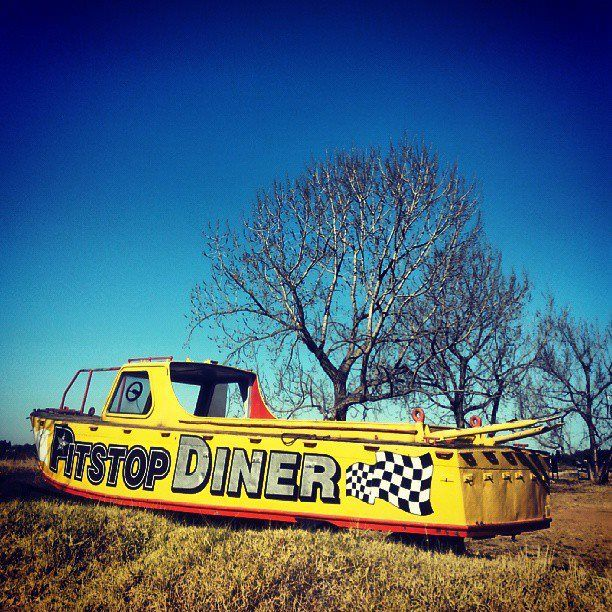 Pitstop Diner, Muldersdrift, South Africa. Pic: Robin brown