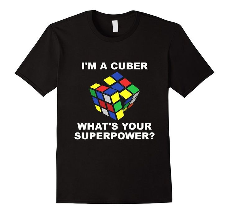 Rubiks Cube T Shirt | Cuber Tee | Rubiks Cube Gifts #rubikscube #rubik #puzzle