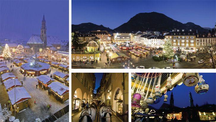 I Mercatini di Natale di Bolzano compiono 25 anni e si preparano a festeggiare in grande: musica, eventi, boschi incantati e incontri con scrittori