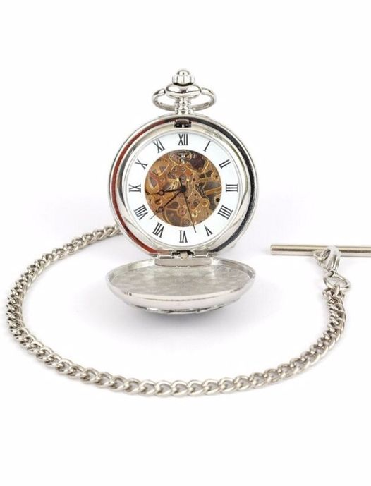 Our selection of luxury pocket watches are the perfect way to treat your Father. Both classy and contemporary.