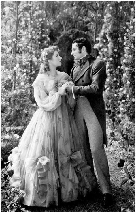 "Greer Garson in ""Pride and Prejudice"""