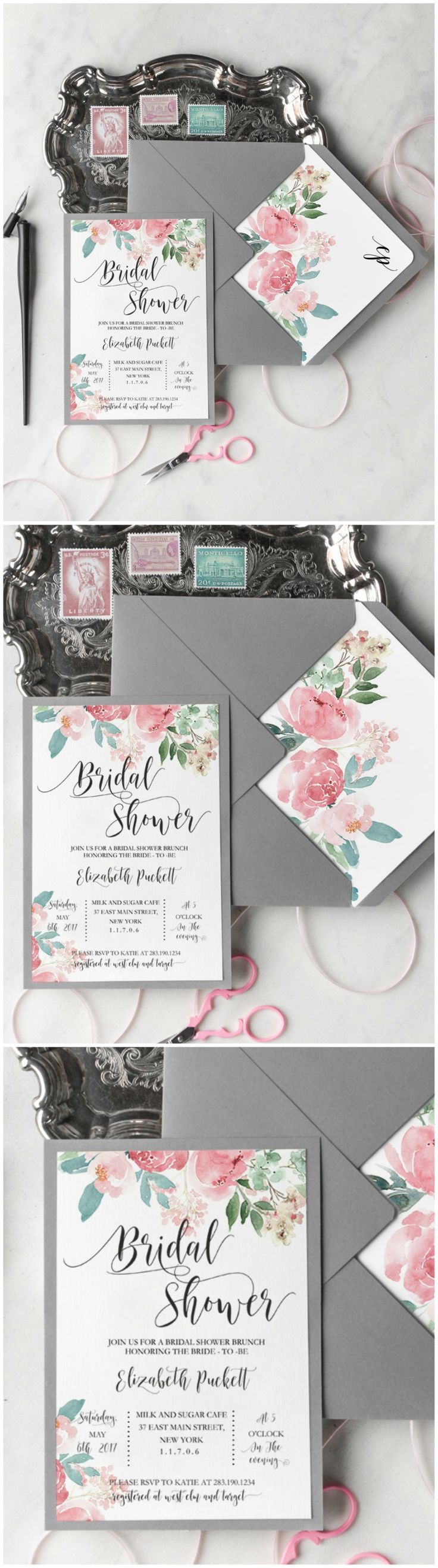 4525 Best Wedding Invitation Envelopes Images On Pinterest Wedding