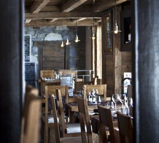 Peisey-Vallandry (wintersport) Restaurant les enfants terribles