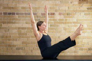 Tesoura é um exercício de Pilates