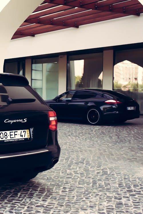 Porsche Cayenne S | Panamera...